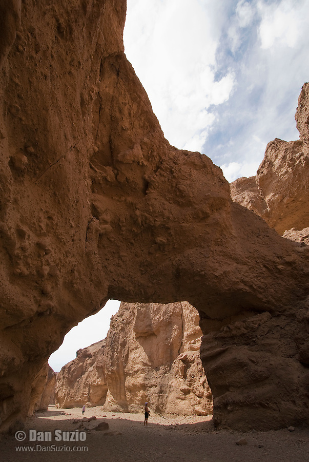 Natural Bridge, Death Valley National Park, California