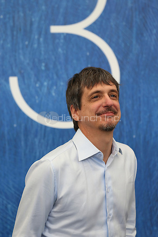 Philippe Falardeau attends a photocall for 'The Bleeder' during the 73rd Venice Film Festival at Palazzo del Casino on September 2, 2016 in Venice, Italy.<br /> CAP/GOL<br /> &copy;GOL/Capital Pictures /MediaPunch ***NORTH AND SOUTH AMERICAS ONLY***