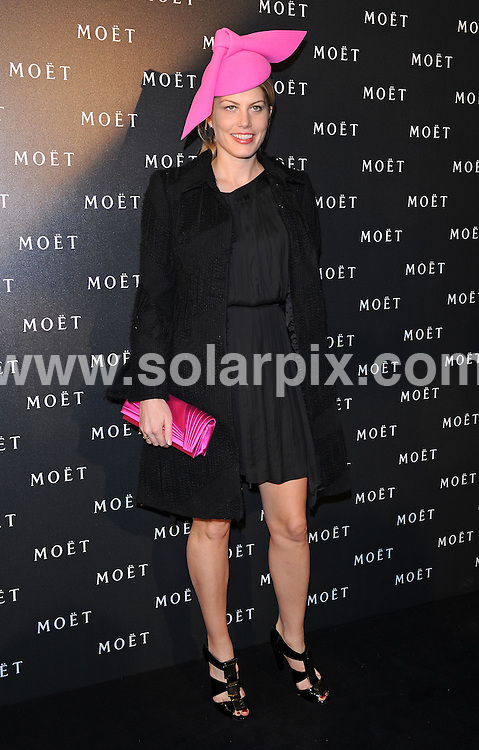 **ALL ROUND PICTURES FROM SOLARPIX.COM**.**WORLDWIDE SYNDICATION RIGHTS**.Moet and Chandon: A Tribute to Cinema party at Big Sky Studios, London, UK. 24 March 2009..This pic: Meredith Ostrum..JOB REF: 8711 SSD     DATE: 24_03_2009.**MUST CREDIT SOLARPIX.COM OR DOUBLE FEE WILL BE CHARGED**.**ONLINE USAGE FEE GBP 50.00 PER PICTURE - NOTIFICATION OF USAGE TO PHOTO @ SOLARPIX.COM**.**CALL SOLARPIX : +34 952 811 768 or LOW RATE FROM UK 0844 617 7637**