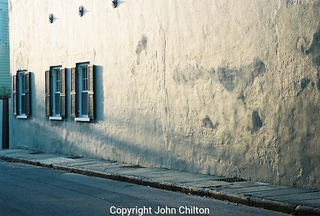 Photo of Alley in Charleston, SC