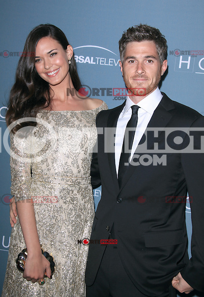 Odette Annable and David Annable at Fox's 'House' series finale wrap party at Cicada on April 20, 2012 in Los Angeles, California. ©mpi21/MediaPunch Inc.