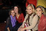 Guiding Light Liz Keifer, Jennifer Roszell, Tina Sloan, Sonia Satra chat at 9th Annual Daytime Stars & Strikes Charity Event to benefit The American Cancer Society on October 7, 2012 at Bowlmor Lanes Times Square, New York City, New York.  (Photo by Sue Coflin/Max Photos)