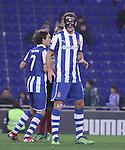 21.12.2012. La Liga BBVA, RCD ESpanyol v Deportivo