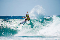 Snapper Rocks, Coolangatta, Queensland Australia. (Monday March 10, 2014) Dane Reynolds (USA). –  The swell  was in the 3'-5' range all day from the SE. The Quiksilver Pro started at 11 am after the turn of the tide and Round 3 was completed. Photo: joliphotos.com