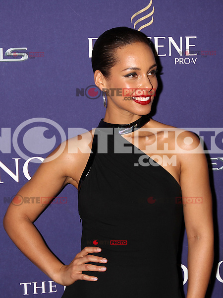 WASHINGTON, D.C. - JANUARY 12: Alicia Keys on the red carpet at the BET Honors at the Warner Theatre in Washington, D.C. January 12, 2013. Credit: mpi34/MediaPunch Inc. /NortePhoto