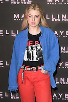 Anais Gallagher at the Maybelline Bring on the Night party at The Scotch of St James, London, UK. <br /> 18 February  2017<br /> Picture: Steve Vas/Featureflash/SilverHub 0208 004 5359 sales@silverhubmedia.com