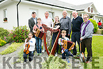 Launching the Fleadh Cheoil na Mumhan in  Listowel Council office with civil defence, gardai, council staff and fleadh cheoil committee on Thursday were Front l-r  Aibhinn O'Neill, Alan Foley, Ruby Falvey and Danny Keane. Back l-r  Andy Smith KCC, Eugene Moriarty, Chairman of the Munster Fleadh, Martin McCarthy, Safety Officer, Tom Brosnan, Civil Defence Officer and John Stack, PRO