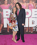 "Alfred Matthew ""Weird Al"" Yankovic at The Universal Pictures L.A. Premiere of Bridesmaids at Mann Village Theatre in West Hollywood, California on April 28,2011                                                                               © 2011 Hollywood Press Agency"