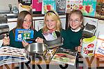 DEVELOPMENTS: Cooking up a storm at Killorglin Community College on Thursday last were students Carmel O'Connor (Killorglin), Aisling Morsley (Killorglin) and Cloe Corkery (Killorglin).   Copyright Kerry's Eye 2008
