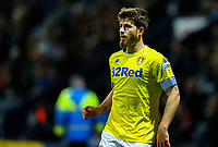 Leeds United's Gaetano Berardi in action<br /> <br /> Photographer Alex Dodd/CameraSport<br /> <br /> The EFL Sky Bet Championship - Preston North End v Leeds United -Tuesday 9th April 2019 - Deepdale Stadium - Preston<br /> <br /> World Copyright &copy; 2019 CameraSport. All rights reserved. 43 Linden Ave. Countesthorpe. Leicester. England. LE8 5PG - Tel: +44 (0) 116 277 4147 - admin@camerasport.com - www.camerasport.com