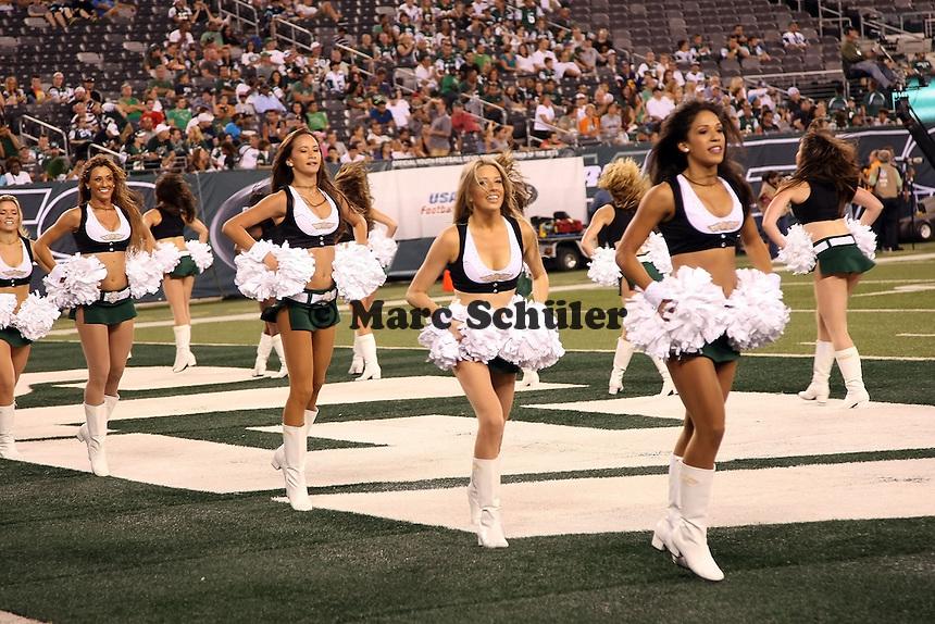 Cheerleader der New York Jets