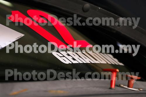 KUALA LUMPUR, MALAYSIA - May 28: Geraldine READ of Malaysia (#12) Malaysia Championship Series Round 1 at Sepang International Circuit on May 28, 2016 in Kuala Lumpur, Malaysia. Photo by Peter Lim/PhotoDesk.com.my