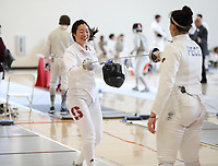 Stanford Fencing vs Western Invitational, January 14, 2018