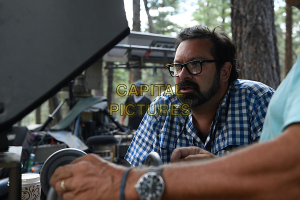 Logan (2017) <br /> Director James Mangold on the set of <br /> *Filmstill - Editorial Use Only*<br /> CAP/KFS<br /> Image supplied by Capital Pictures