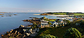 View above Old Grimsby on Tresco, Isles of Scilly