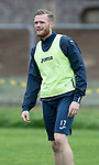 St Johnstone Training&hellip;07.09.17<br />Denny Johnstone pictured during training at McDiarmid Park ahead of the home game against Hibs<br />Picture by Graeme Hart.<br />Copyright Perthshire Picture Agency<br />Tel: 01738 623350  Mobile: 07990 594431