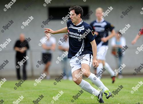 2012-07-12 / Voetbal / seizoen 2012-2013 / KSK Heist / Jorn Rijmenams..Foto: Mpics.be