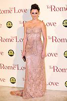Penelope Cruz.Roma 13/4/2012 Auditorium.To Rome with Love - World Premiere.Foto Insidefoto Andrea Staccioli