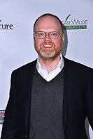SANTA MONICA, CA. February 21, 2019: Trevor Birney at the 14th Annual Oscar Wilde Awards.<br /> Picture: Paul Smith/Featureflash