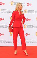 Tess Daly at the British Academy (BAFTA) Television Awards 2019, Royal Festival Hall, Southbank Centre, Belvedere Road, London, England, UK, on Sunday 12th May 2019.<br /> CAP/CAN<br /> &copy;CAN/Capital Pictures
