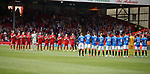 05.08.18 Aberdeen v Rangers: Neale Cooper remembered