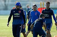 Futbol 2018 1A Entrenamiento Universidad de Chile 4 de Septiembre