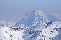 Colombie Britanique, Canada, Amérique du Nord, North America,  Mont Robson