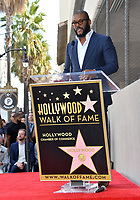 LOS ANGELES, CA. October 01, 2019: Tyler Perry at the Hollywood Walk of Fame Star Ceremony honoring Tyler Perry.<br /> Pictures: Paul Smith/Featureflash