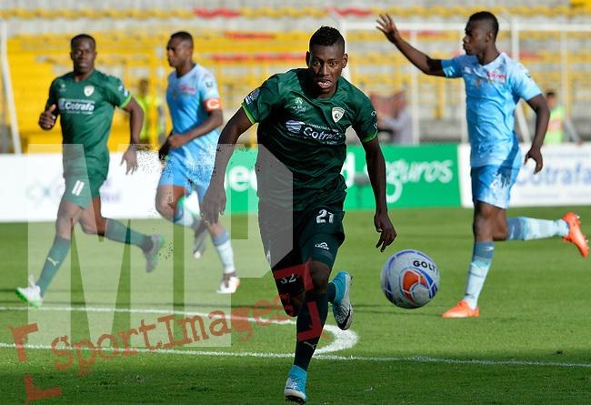 La Equidad venció como local 2-1 a Jaguares. Fecha 3 Liga Águila II-2017.