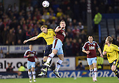 19/04/2016 Sky Bet League Championship  Burnley v Middlesbrough<br /> Sam Vokes
