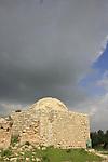 Israel, Shephelah, Tomb of Sheikh Ali on Givat Gad (Gad Hill)