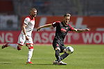 Jeffrey GOUWELEEUW (Augsburg) am Ball,<br /><br />Fussball 1. Bundesliga, 33.Spieltag, Fortuna Duesseldorf (D) -  FC Augsburg (A), am 20.06.2020 in Duesseldorf/ Deutschland. <br /><br />Foto: AnkeWaelischmiller/Sven Simon/ Pool/ via Meuter/Nordphoto<br /><br /># Editorial use only #<br /># DFL regulations prohibit any use of photographs as image sequences and/or quasi-video #<br /># National and international news- agencies out #
