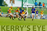 Kilmoyley in action against  Lixnaw in the Kerry County Senior Hurling championship Final between Kilmoyley and Lixnaw at Austin Stack Park on Sunday.