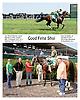 Good Feng Shui winning at Delaware Park racetrack on 6/16/14