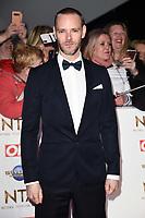 Richard Jones<br /> arriving for the National TV Awards 2020 at the O2 Arena, London.<br /> <br /> ©Ash Knotek  D3550 28/01/2020