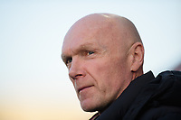 Port Vale manager Neil Aspin<br /> <br /> Photographer Chris Vaughan/CameraSport<br /> <br /> The EFL Sky Bet League Two - Lincoln City v Port Vale - Tuesday 1st January 2019 - Sincil Bank - Lincoln<br /> <br /> World Copyright &copy; 2019 CameraSport. All rights reserved. 43 Linden Ave. Countesthorpe. Leicester. England. LE8 5PG - Tel: +44 (0) 116 277 4147 - admin@camerasport.com - www.camerasport.com