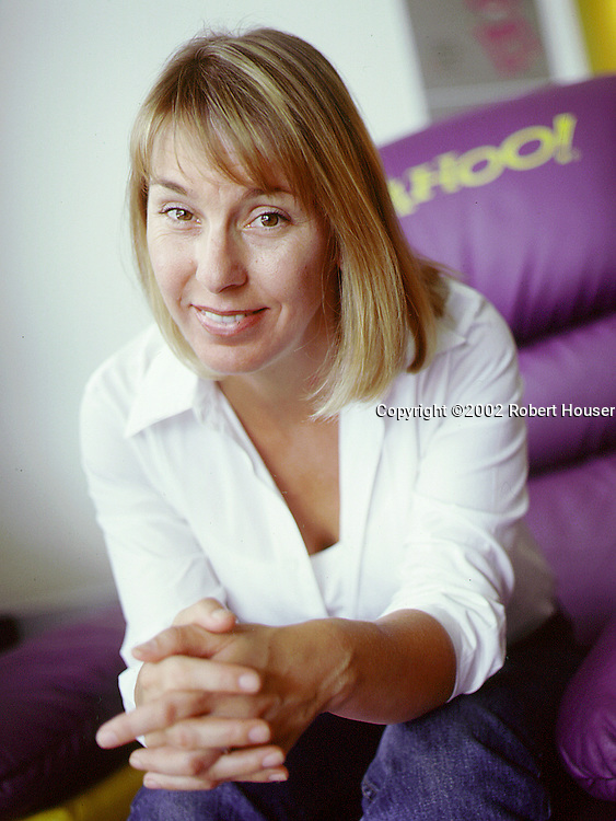 Mary Wirth - senior Corporate Counsel - International - Yahoo!, editorial, portrait