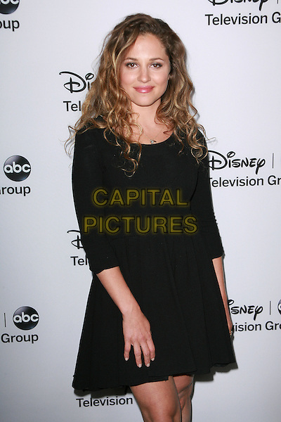 Margarita Levieva.Disney ABC Television Group Hosts ?TCA Winter Press Tour? held at Langham Huntington Hotel, Pasadena, California, USA, 11th January 2013..full length black dress .CAP/ADM/AM.©Amelie Mucci/AdMedia/Capital Pictures.