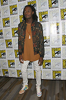 SAN DIEGO - July 22:  Echo Kellum at Comic-Con Saturday 2017 at the Comic-Con International Convention on July 22, 2017 in San Diego, CA