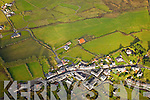 Aerial photos of Knocknagoshel County Kerry.