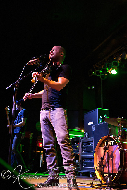 HURT performs at The Webster Theater in Hartford, CT June 1, 2012.