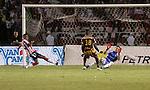 A Atlético Junior se le escapó el triunfo ante Deportes Tolima. El partido de la fecha 18 de la Liga, jugado en el estadio Roberto Meléndez de Barranquilla, terminó empatado 1 - 1.