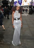 Sarah Mulindwa at the Black Magic Awards 2019, The Criterion Theatre, Piccadilly Circus, London, England, UK, on Monday 10th June 2019.<br /> CAP/CAN<br /> ©CAN/Capital Pictures