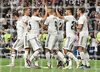 2018.08.19 La Liga Real Madrid VS Getafe CF