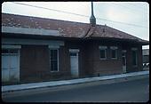Old Santa Fe depot on Guadalupe Street.<br /> D&amp;RGW  Santa Fe, NM