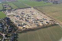 Deutschland, Schleswig- Holstein, Schoenningstedt, B46, Neubaugebiet, Immobilien, Wohnungsbau