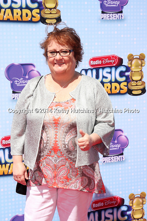 LOS ANGELES - APR 26:  Maile Flanagan at the 2014 Radio Disney Music Awards at Nokia Theater on April 26, 2014 in Los Angeles, CA