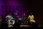 Vieux Farka Toure Tim Keiper and Moussa Diabate Perform at Live @365: A World Music Seris Cureated and produced by Isabel Soffer/Livesounds.orgHeld at Elebash