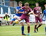 Queen of the South v St Johnstone&hellip;18.08.18&hellip;  Palmerston    BetFred Cup<br />Jason Kerr and Callum Semple<br />Picture by Graeme Hart. <br />Copyright Perthshire Picture Agency<br />Tel: 01738 623350  Mobile: 07990 594431