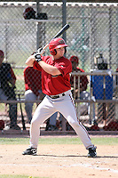 David Naradowski, Arizona Diamondbacks 2010 minor league spring training..Photo by:  Bill Mitchell/Four Seam Images.